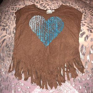 Really Cute Mudd Top! Size 6x!